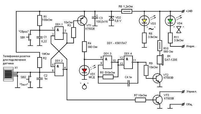электромагнитным клапаном: